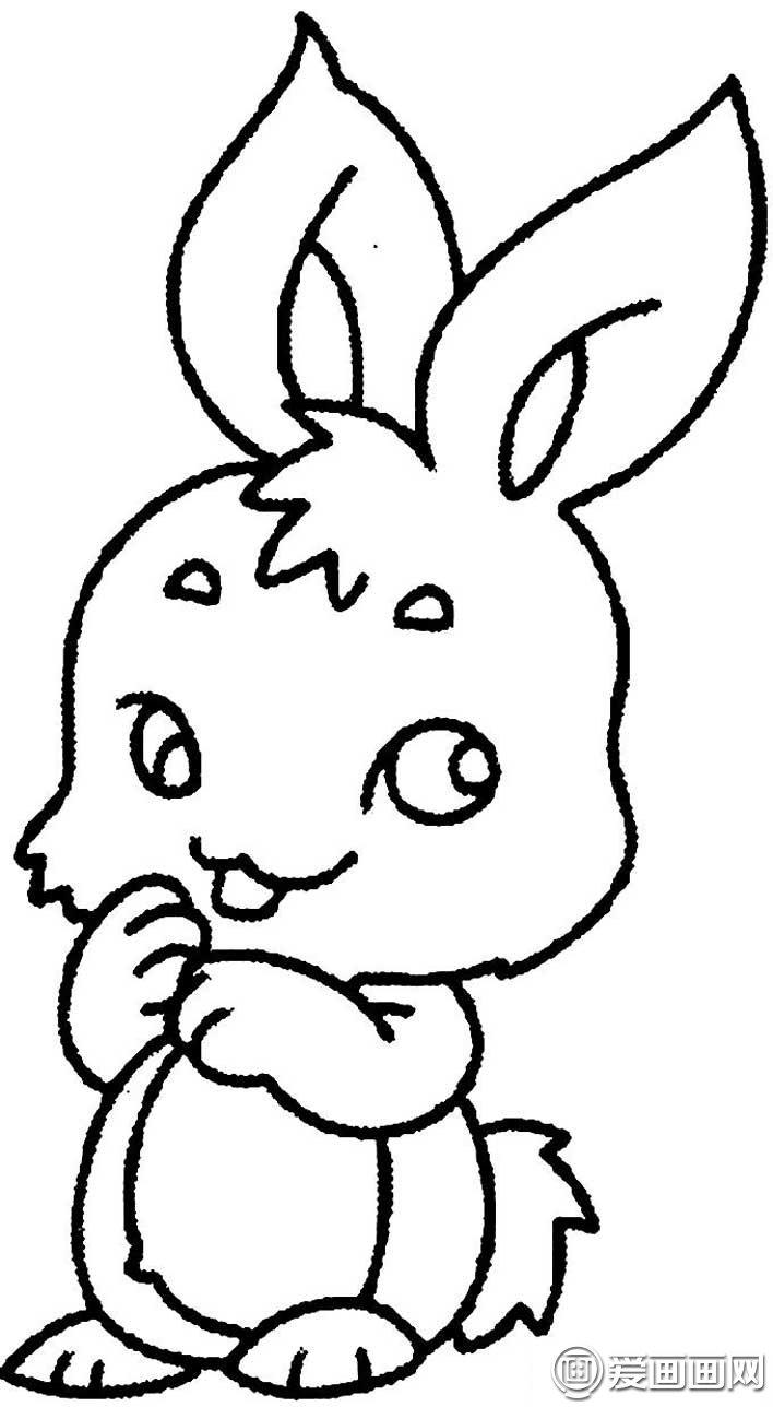 亲子绘画 浪漫兔让假期更美好 喝杯东西画画去吧!