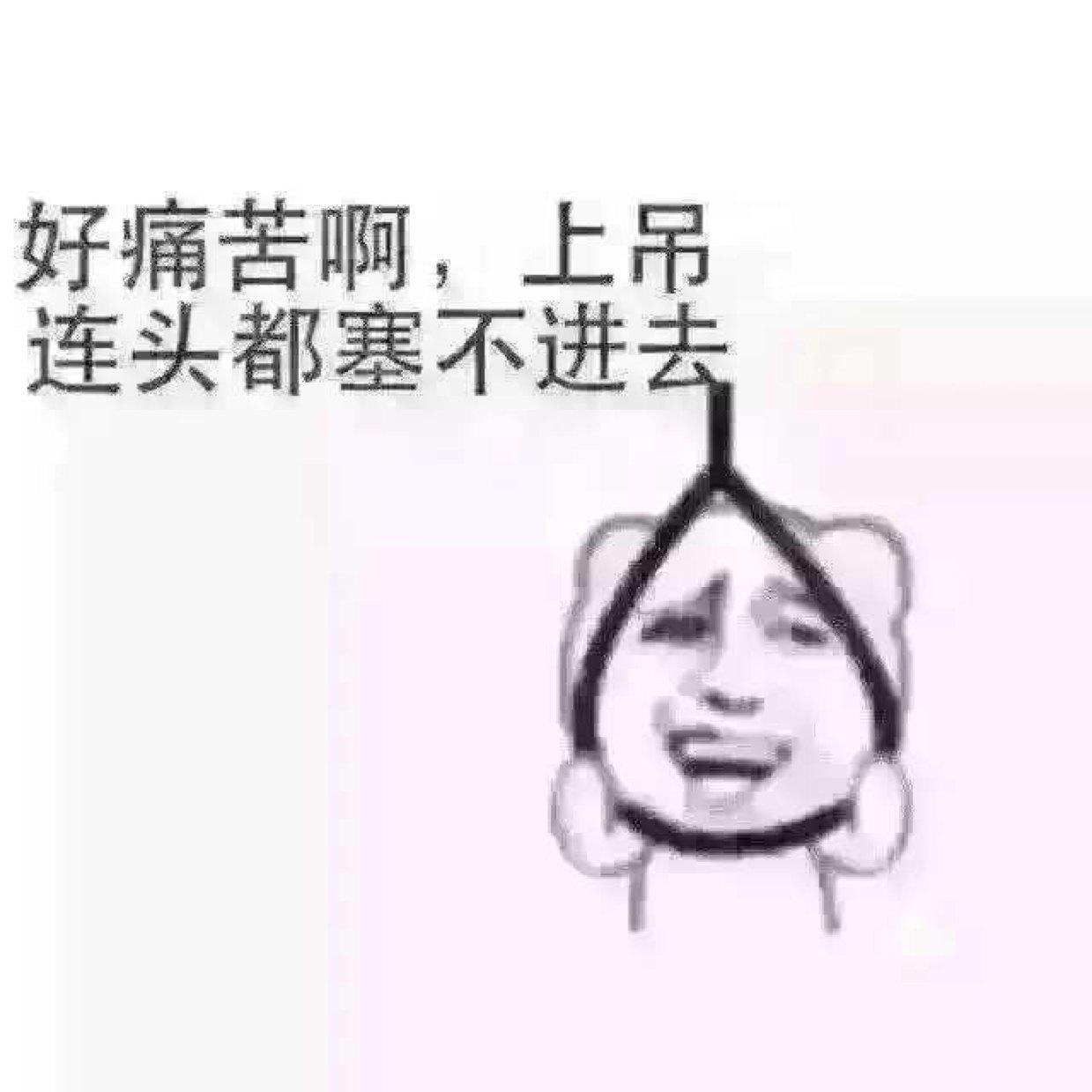 痛苦van分 - VAN哲学 - 斗图表情包 - 金馆长表... - doutula.com