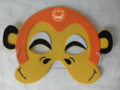 表情 儿童面具制作图片儿童蝴蝶面具图片万圣节面具图片儿童儿童自