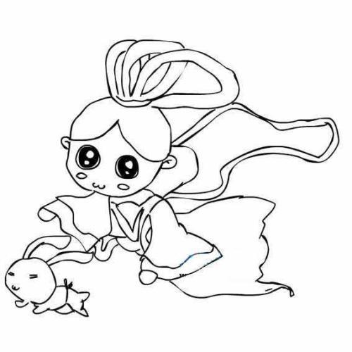表情 玉兔简笔画 56个民族 50种水果简笔画 100种简笔画超萌表情 泡泡