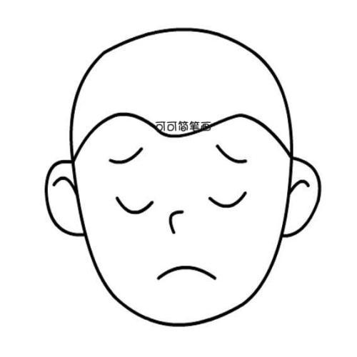 表情 伤心的表情图片简笔画 18张 表情图片 表白图片网 表情