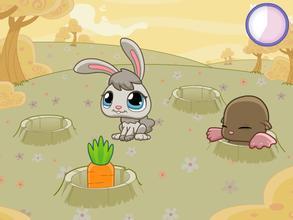 表情 兔子和胡萝卜的故事吃胡萝卜的兔子简笔画兔子吃胡萝卜图片兔子吃不吃胡  表情