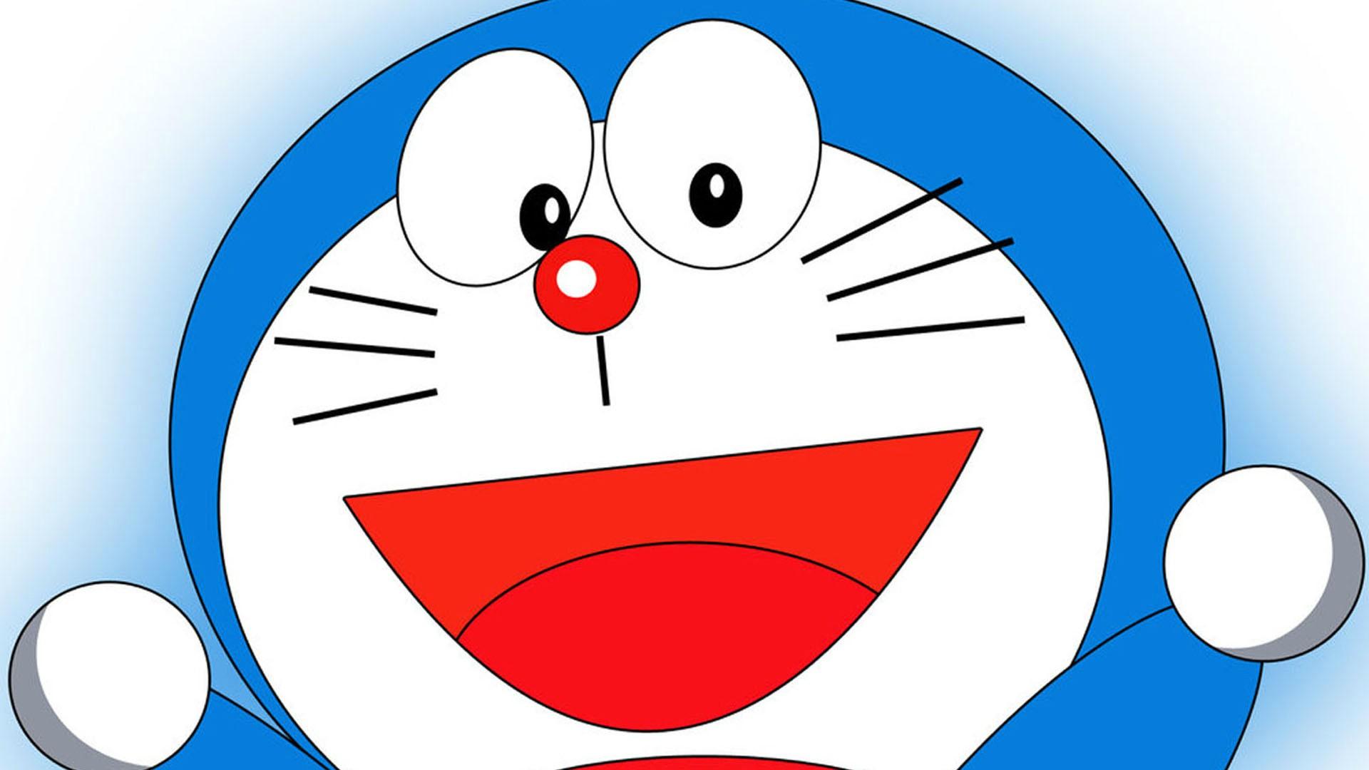 表情 哆啦A梦 伴我同行 唯美电脑桌面壁纸 手机壁纸下载 美桌网 表情图片