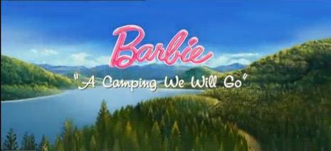 芭比之我们去露营