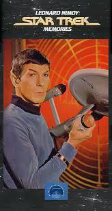 伦纳德·尼莫伊的星际旅行记忆
