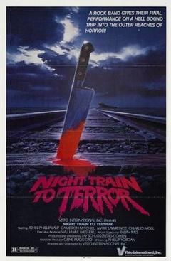 恐怖夜车 (1985)