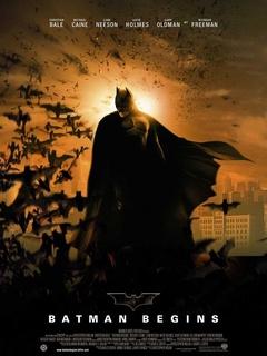 蝙蝠侠侠影之谜(2005)