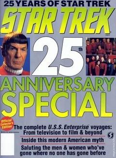 星际旅行25周年特别节目