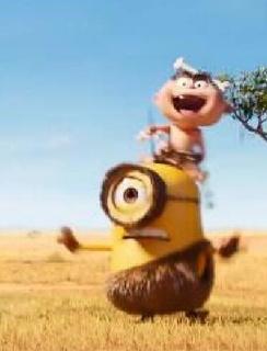 小黄人番外篇:疯狂小黄人