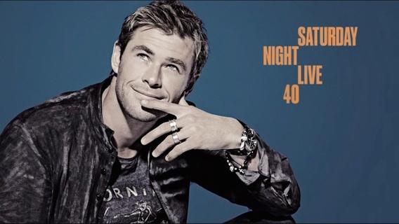 Saturday Night Live: Chris Hemsworth/Zac Brown Band