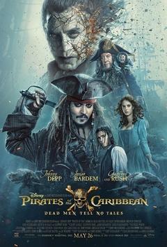 加勒比海盗5:死无对证