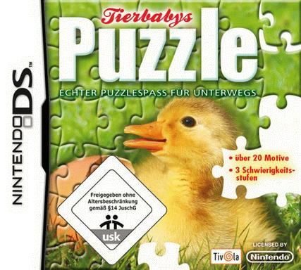 拼图游戏 小动物 欧版