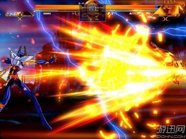 圣斗士星矢:终极小宇宙高清版7.