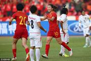 四国赛-张睿梅开二度 女足2-0轻取缅甸