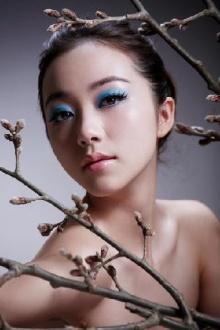 环球娱乐 组图 韩雪全新精美写真出炉 展现东方古典神韵 中华网博客