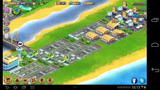 城市岛屿:机场手机游戏下载