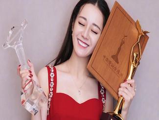 """第29届金鹰奖:李易峰迪丽热巴喜提""""双黄蛋""""最受喜爱男女演员"""