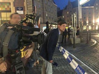 比利时:布鲁塞尔中央火车站发生爆炸