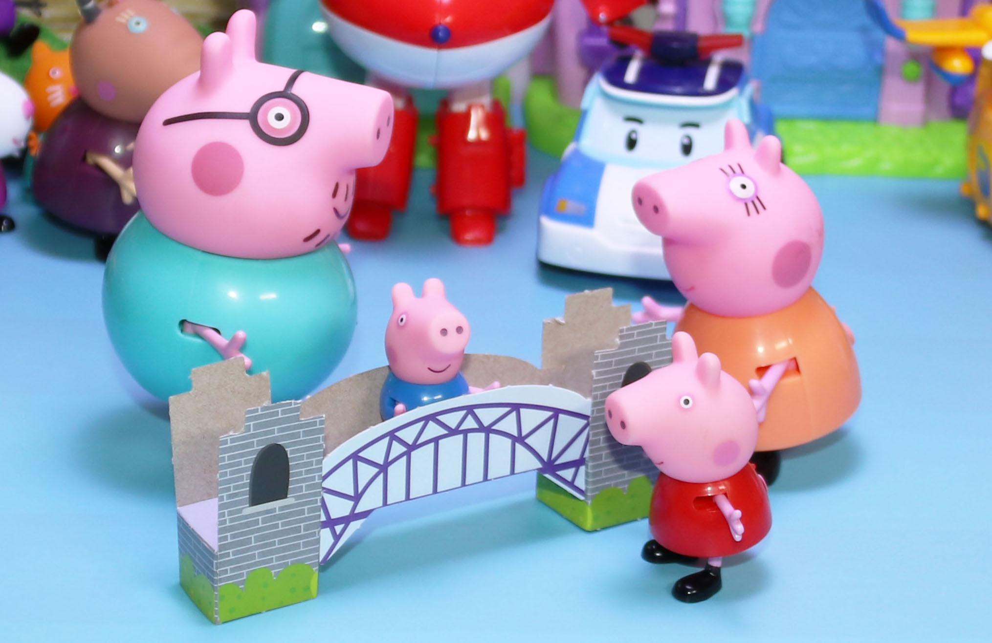 海绵纸小猪剪纸步骤
