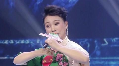 七旬退休老师登台唱戏圆梦 豫剧名家与选手共同表演