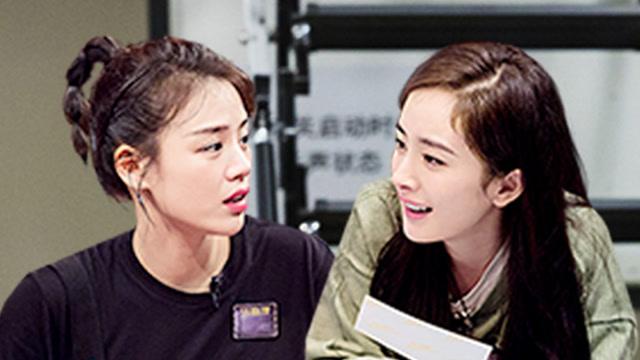 第8期:杨幂马思纯上演闺蜜情深