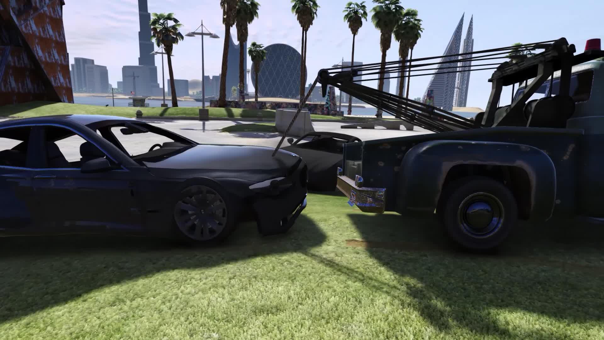 gta5大型车包,真实车辆,修改版