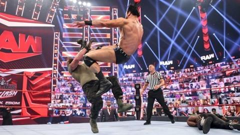 WWE RAW第1458期 中文字幕