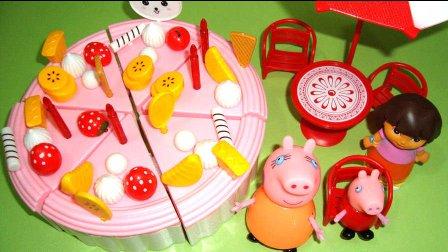 小猪佩奇亲子玩具故事第一季