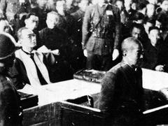 紫金山下南京军事法庭降魔大审判