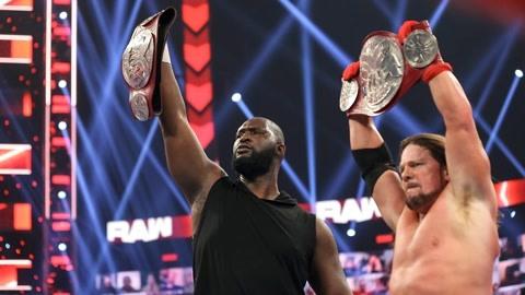 WWE RAW 20210504第1458期 中文原声