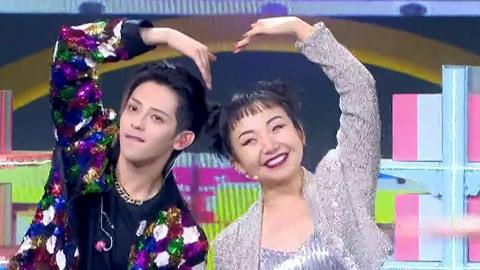 符龙飞和辣目洋子合作舞台 唐探3:不只是搞笑