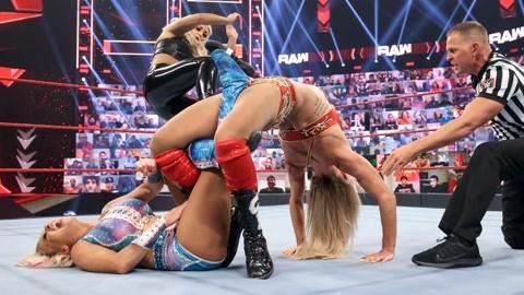 WWE RAW 20210504第1458期 英文原声