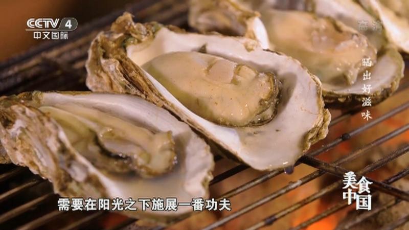《美食中国》 20210422 晒出好滋味
