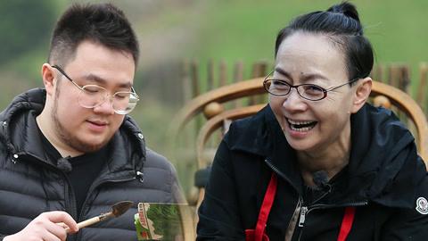 向往的生活2之宋丹丹回归蘑菇屋怒弹黄磊 刘宪华小提琴满分
