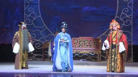 京剧 奇女无容 主演马佳