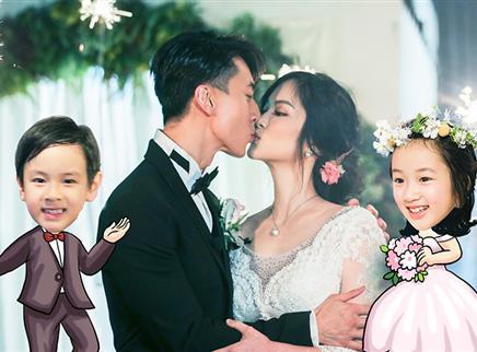 第13期:宋茜空降吴尊婚礼