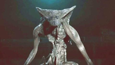 怪物寄生人体后威力惊人