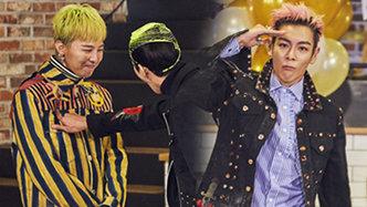 BIGBANG无挑时尚对决