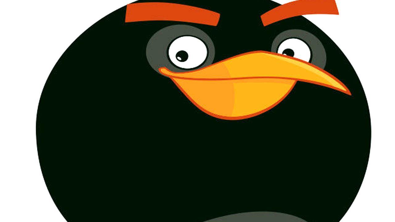 《愤怒的小鸟2》19魔蛋林放飞炸弹黑小鸟