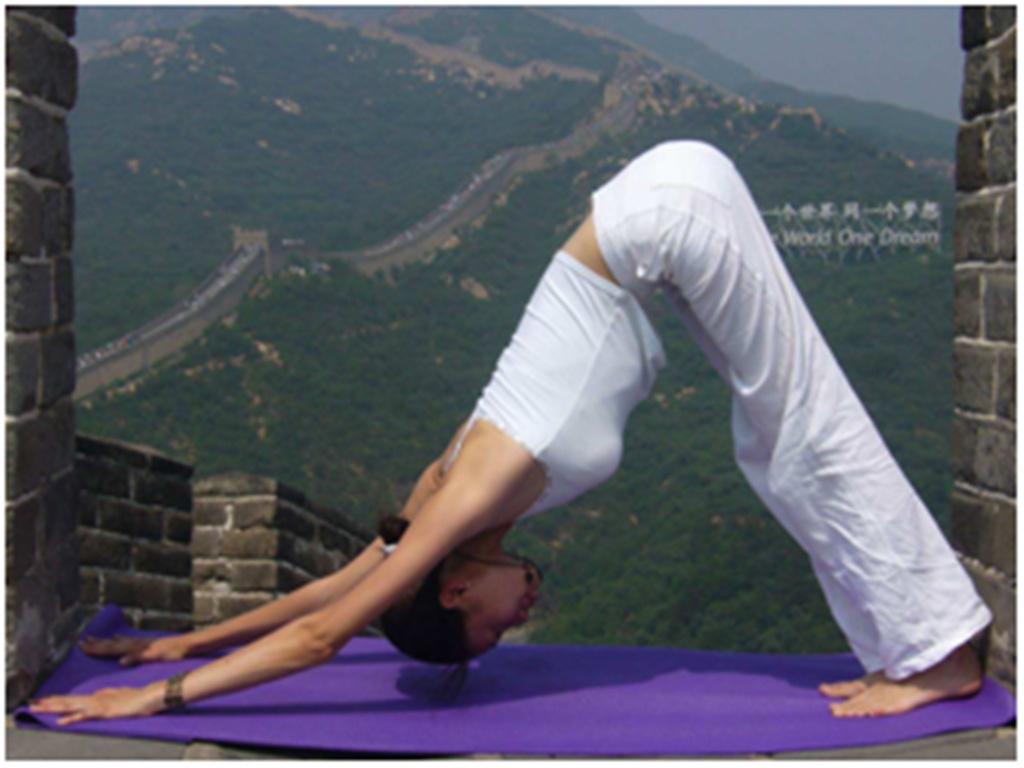 修复蝴蝶臂,缓解失眠,逆天的瑜伽下犬式!