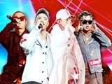 中国有嘻哈之总决赛4强争冠 见证嘻哈王者加冕