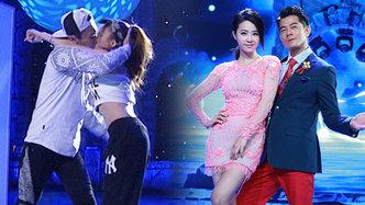 第八期:蔡依林助阵搭档郭富城热舞