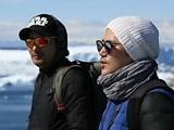 奇怪的休假之格陵兰岛刺激海猎 炯俊康宇搭警车