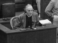 1946东京远东国际军事法庭大审判