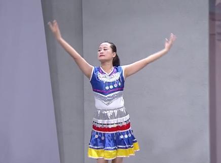 舞蹈《彩云之南》