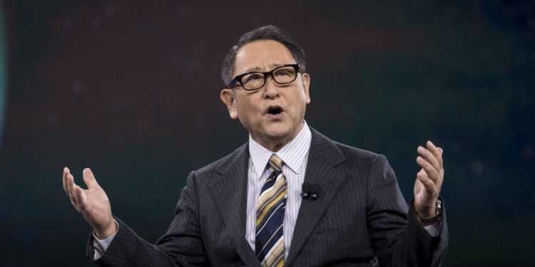 豐田總裁:如果所有汽車都使用電力 日本將在夏季無電可用