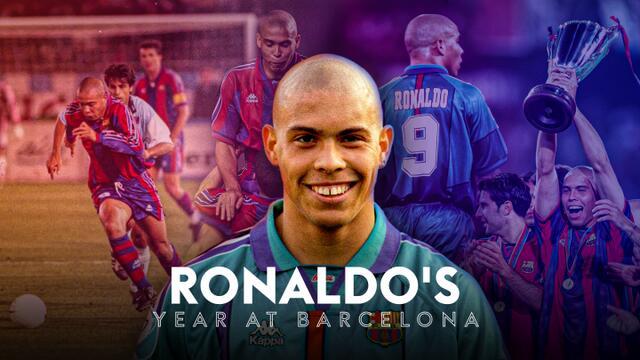 尋找羅納爾多:那個讓全世界為之驚嘆的1997 – 98賽季