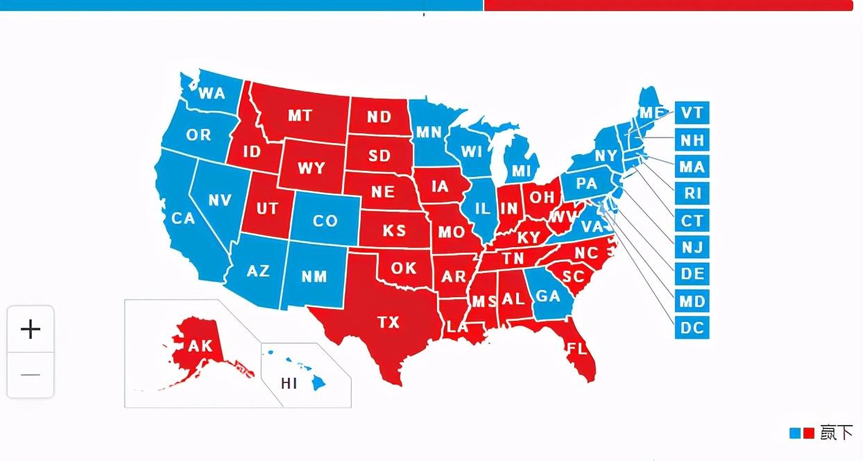 傳來一條好消息!美國一州要求給特朗普加62票,美總統就不認輸