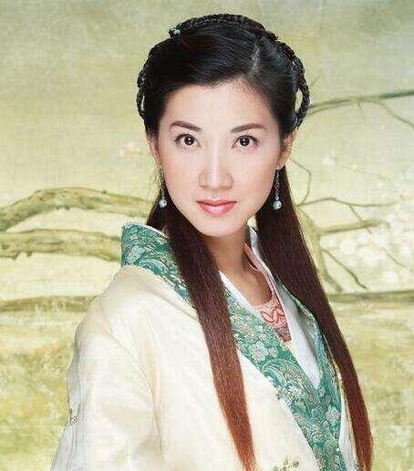 《外來媳婦本地郎》當中朱麗葉扮演者伍燕,曾經的珠江臺一姐
