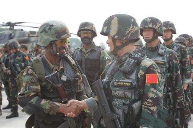 本月7號,解放軍已正式進入巴基斯坦境內,目標相當明確
